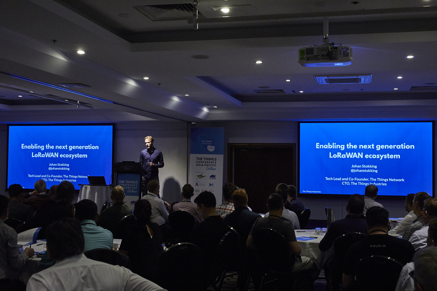 2019 The Things Conference Asia Pacific on Tour